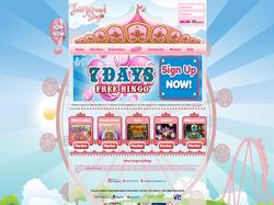 Play Fairground Bingo Now