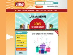 Play T.G.I.Bingo Now