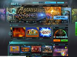 Play Drift Casino Now