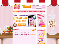 Play Tuck Shop Bingo Now