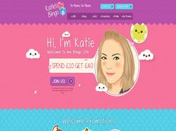 Play Katie's Bingo Now