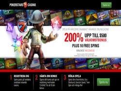 Play PokerStars Casino Europe Now
