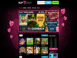 Play Slot Crazy Now