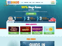Play Deep Sea Bingo Now