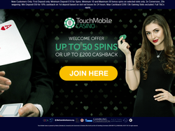 Play Touch Mobile Casino Now