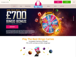 Play Ted Bingo Now