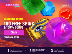 Play Arcade Spins Now
