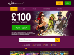 Play SpinJackpots Now