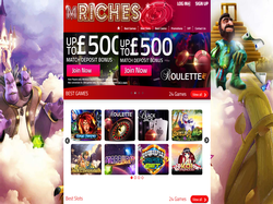 Play mRiches Casino Now