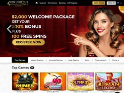 Play Unique Casino Now