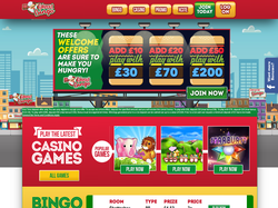 Play Takeout Bingo Now