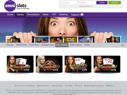 Play Omni Slots Live Casino Now