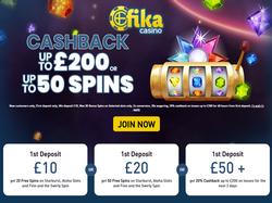 Play Fika Casino Now