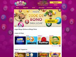 Play Bingo Feria Now
