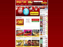 Play Bingo Ole Now