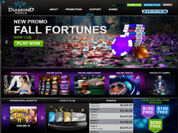 Play Diamond Reels Online Casino Now