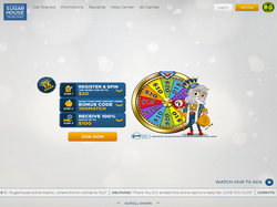 Play SugarHouse Online Casino Now