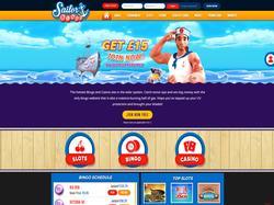 Play Sailor Bingo Now
