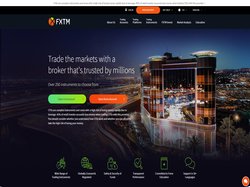 FXTM Review by Online Casino City