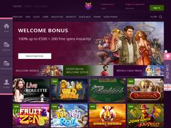 Play Malina Casino Now