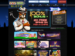 Play Top Dog Slots Now