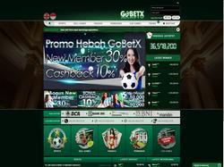 Play GOBETX Now