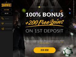 Play ShadowBet Casino Now