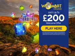 Play Wombat Casino Now