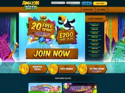 Play Amazon Slots Now