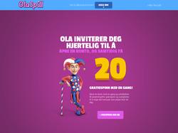 Play OlaSpill Now