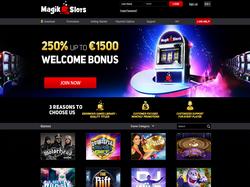 Play Magik Slots Now