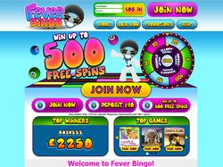 Play Fever Bingo Now