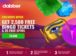 Play Dabber Bingo Now