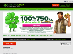 Play CasinoLuck Denmark Now
