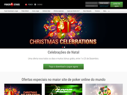 Play PokerStars Portugal Now
