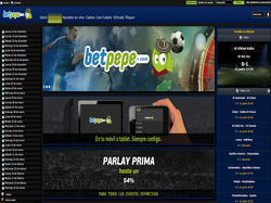Play Betpepe Now