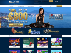 Play Casino Napoli Now