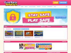 Play Give Back Bingo Now
