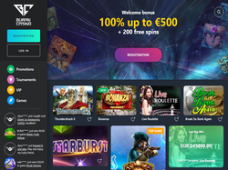 Play Buran Casino Now