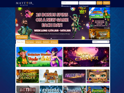 Play Mayfair Slots Now