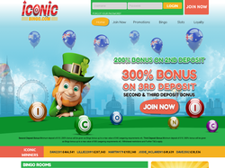 Play Iconic Bingo Now