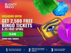 Play Blighty Bingo Now