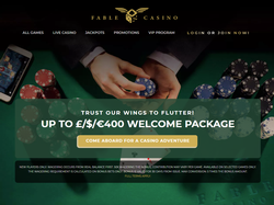 Play Fable Casino Now