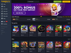 Play Tangiers Casino Now