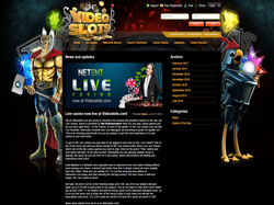 Play Videoslots Live Casino Now