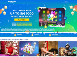 Play Monster Casino Now