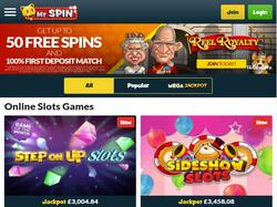 Play Mr Spin Now