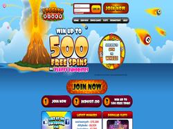 Play Volcano Bingo Now