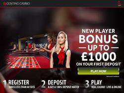 Play Genting Live Casino Now