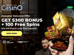 Play Calvin Casino Now